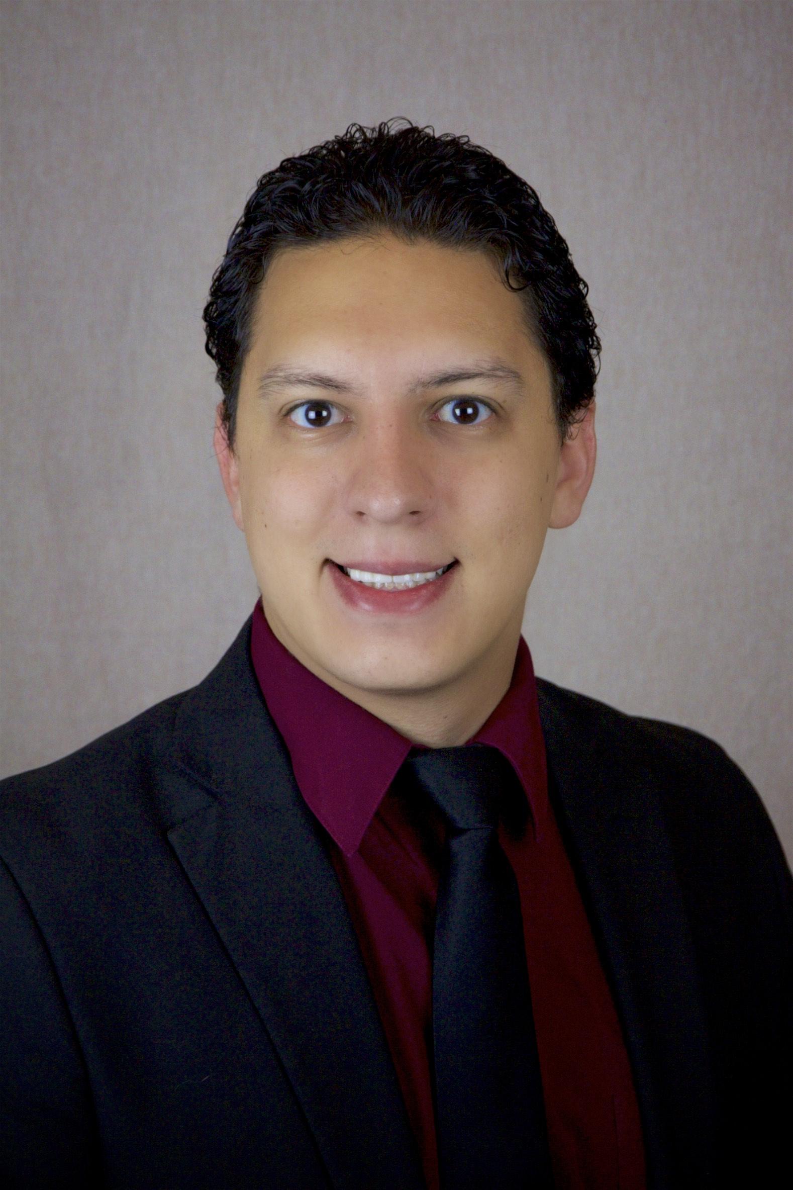 Ben Guerrero - Headshot